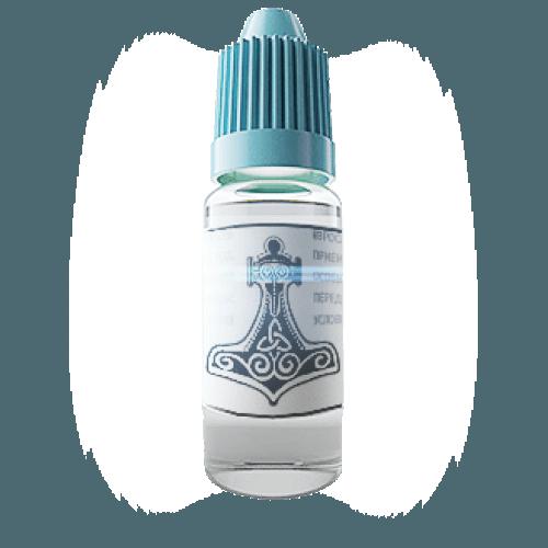 флакон препарата капли молот тора