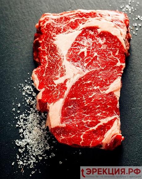 мясо с гормонами, это прямой путь к росту сисек